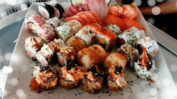 Yuzu Sushi Bar Sugestão do chef