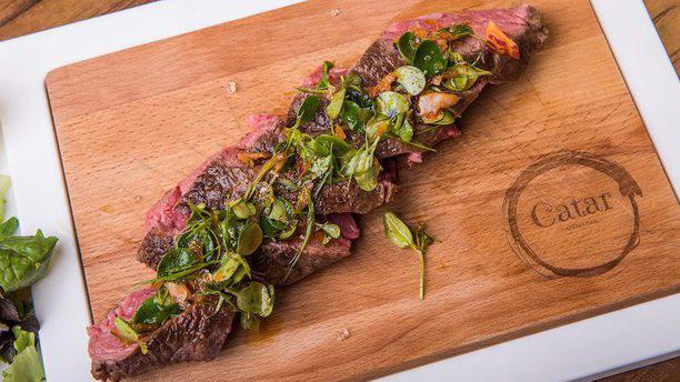 Catar - Gastrobar Piatto dello chef