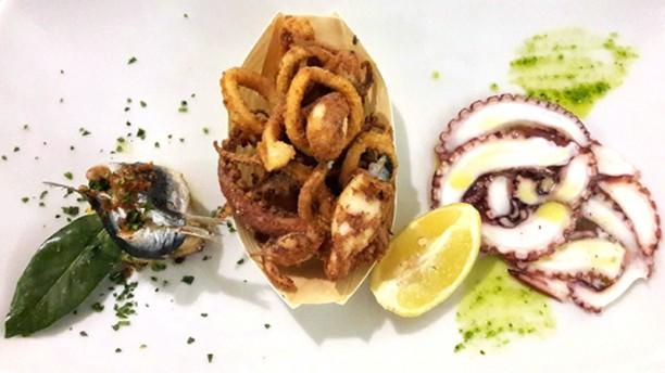 Villa Kephos Suggerimento dello chef