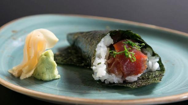 L.A Sushi - Diego de León Sugerencia del chef