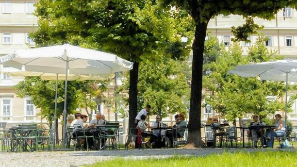 Birrificio la piazza Via dei Mille Dehor sui Giardini Balbo