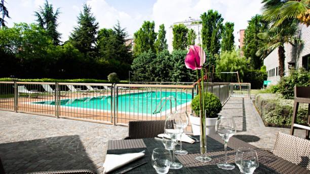 Taste Boutique by Novotel Milano Ca Granda Esterno con piscina