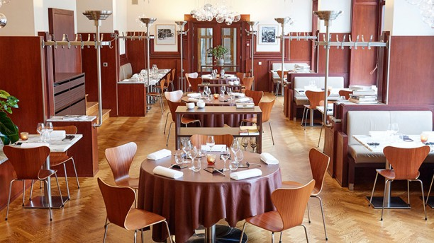 Bozar Restaurant Salle
