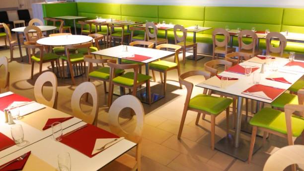 La Brasserie du Food Court 5ème étage Salle du restaurant