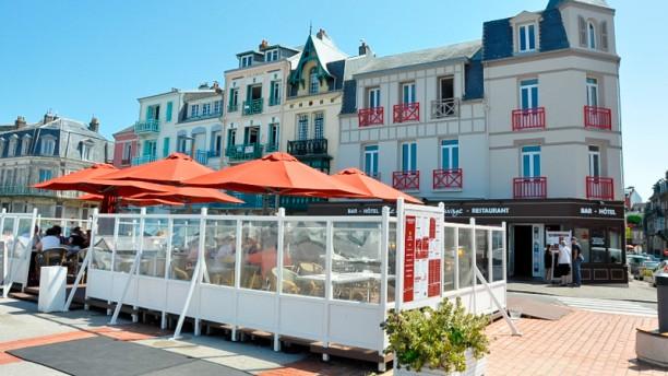 Au Bellevue Hôtel restaurant LE BELLEVUE