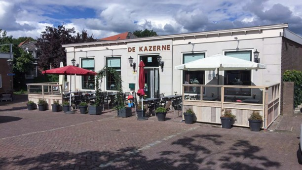 Eethuis De Kazerne Restaurant