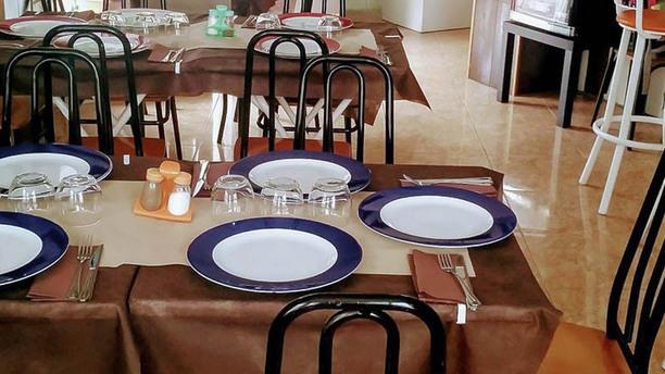 La Tarantella Restaurante Pizzeria Detalle mesa