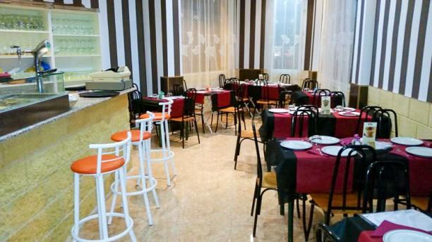 La Tarantella Restaurante Pizzeria. Sala