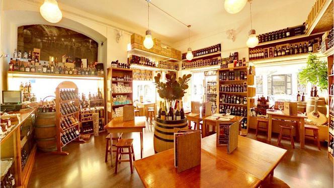 Sala - Fado & Wine, Lisboa