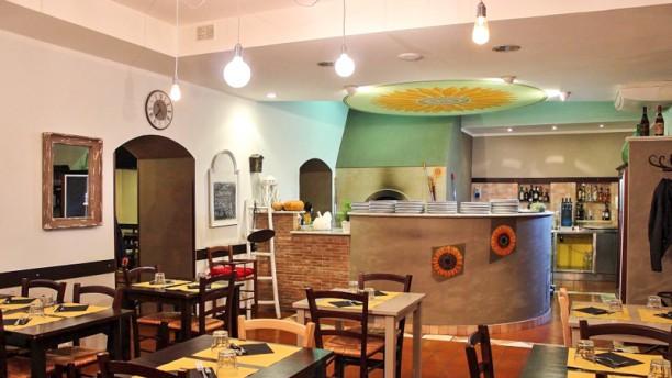 La locanda dei girasoli em rome pre os menu morada for Sala girasol
