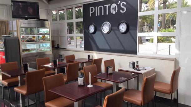 Restaurante Pinto's Sala