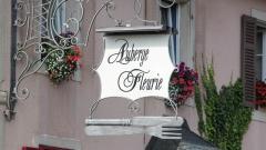 Auberge fleurie Français