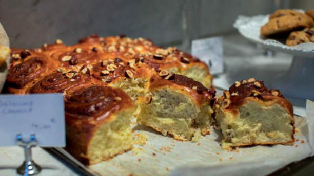 Claus Saint - Germain  dessert