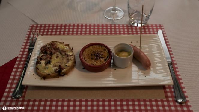 Suggestion de plat - La Coccinelle, Strasbourg