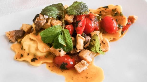 Dioniso Fish Restaurant pasta