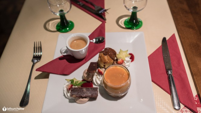 Suggestion de plat - Pfifferbriader, Strasbourg