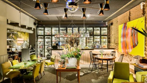 Café Jaime Beriestain Vista Showroom