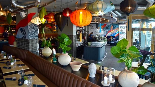 OGBG Ostindia Restaurangens rum