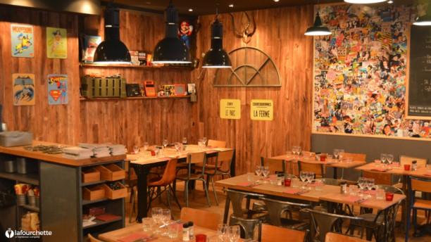 Restaurant Les Fils  Ef Bf Bd Maman Nantes