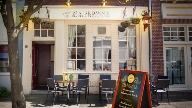 Ma Brown's Ingang