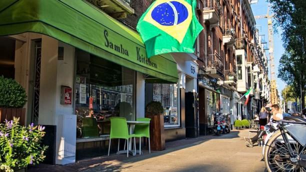 Samba Kitchen Restaurant