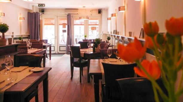 Restaurant Le Bon Restaurantzaal