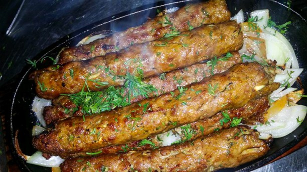 Spicy sheek kebab