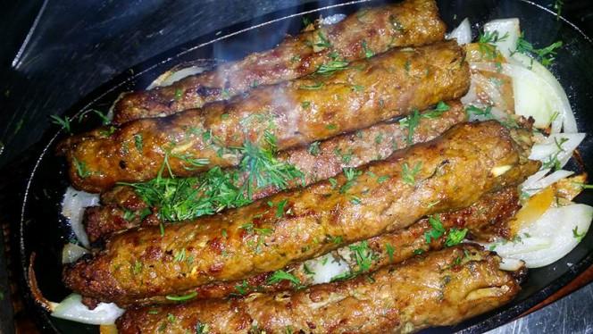 sheek kebab - Spicy, Lisboa