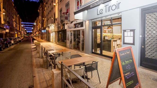 Devanture - Le Tiroir, Lyon