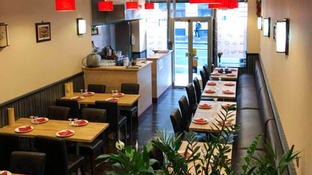 Alilang Salle du restaurant