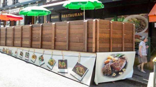 Brasserie du Centre Terrasse