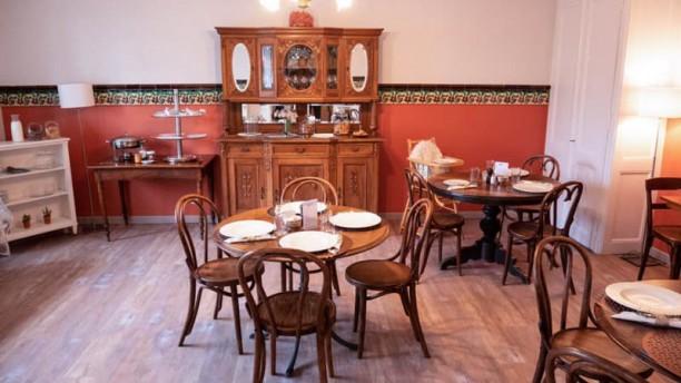 Café de la Pallanterie Vue de la salle
