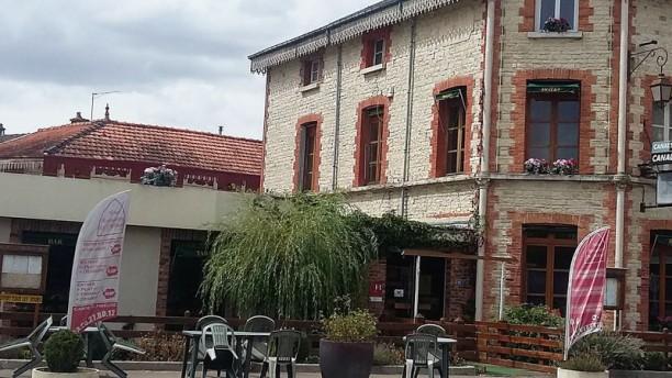 Restaurant de l'Abbaye Entrée