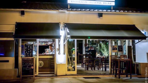 Raphael Beach Ristorante Pizzeria sul Mare Entrata