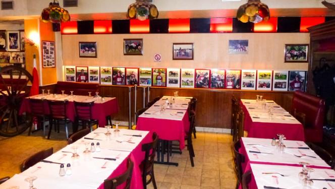 La Scuderia del Mulino - Restaurant - Paris