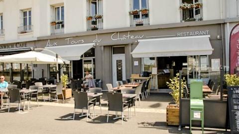 restaurant - Aux Tours du Château - Brest