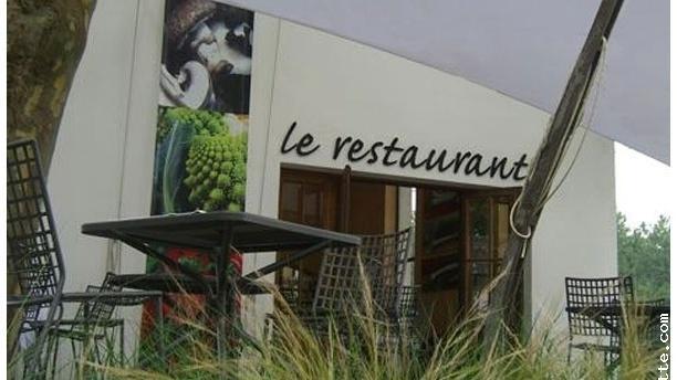 Le Restaurant Vue de l'extérieur