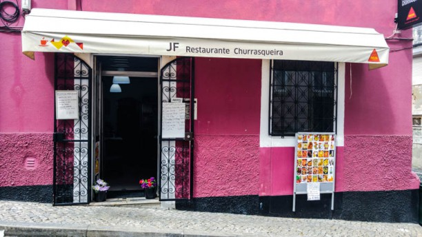 JF Restaurante Fachada