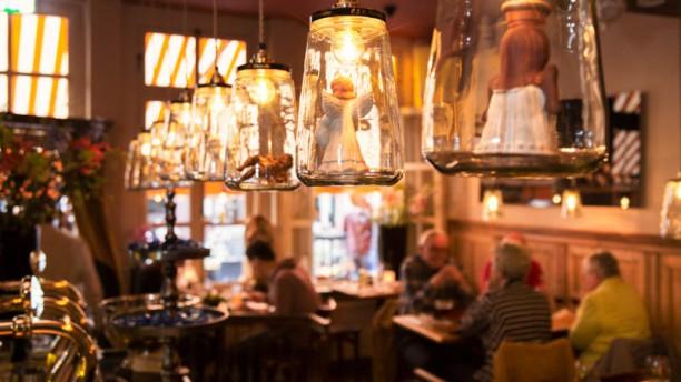 7evenden Hemel restaurant