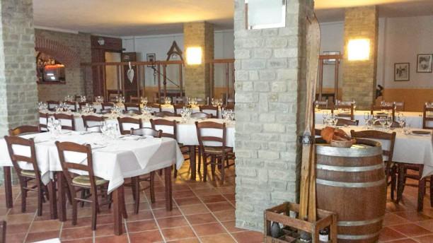 Cascina Adorno Vista sala
