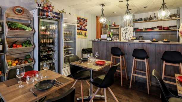 Le comptoir du p rou in paris restaurant reviews menu - Le comptoir paris restaurant ...