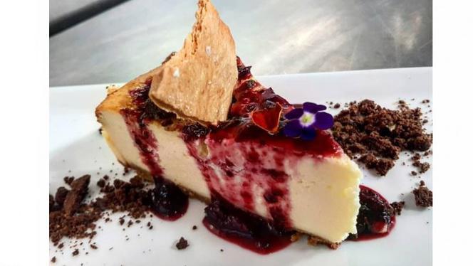 tarta de queso - Fussion VLC, Valencia