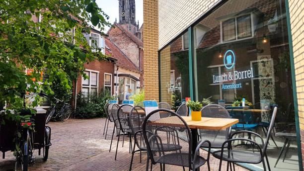 Lunch & Borrel Amersfoort Terras