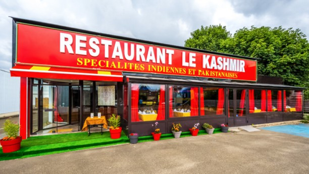 Le Kashmir Façade