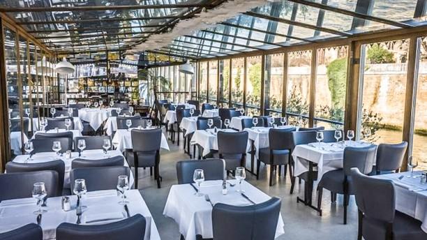 La Nouvelle Seine Restaurant Paris