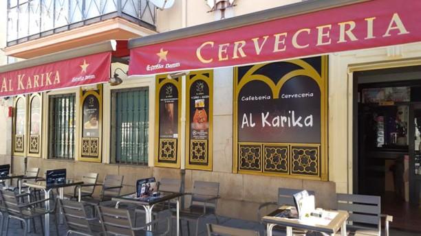 Al-Karika Entrada