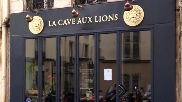 restaurant la cave aux lions paris 75009 montmartre pigalle saint georges menu avis. Black Bedroom Furniture Sets. Home Design Ideas