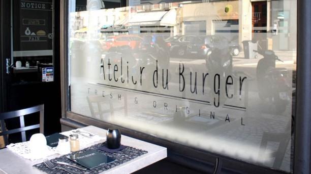 L'Atelier du Burger Restaurant