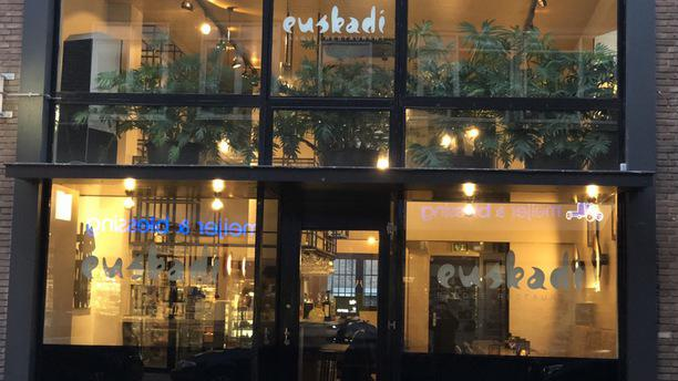 EUSKADI Basque Restaurant Voorkant