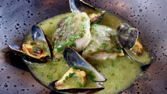 Suggestie van de chef - EUSKADI Basque Restaurant, Rotterdam